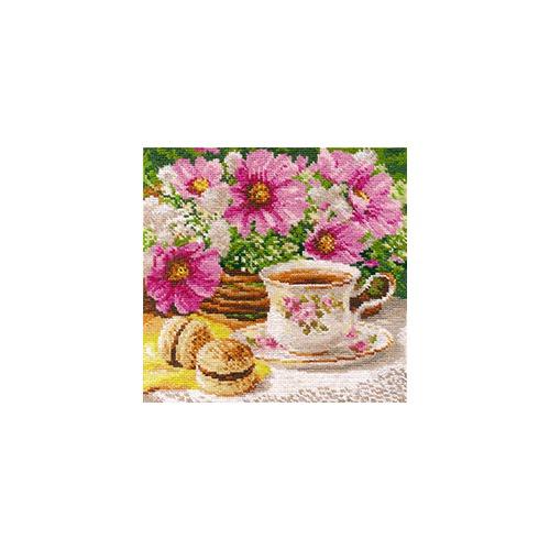 """Набор для вышивания крестом Алиса """"Утренний чай"""""""