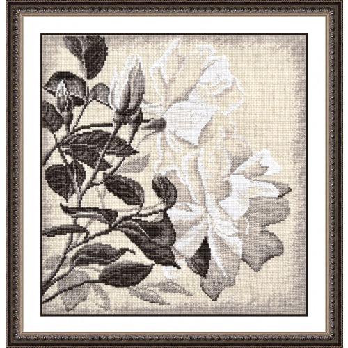 """Набор для вышивания крестом Овен """"Винтажные розы"""""""