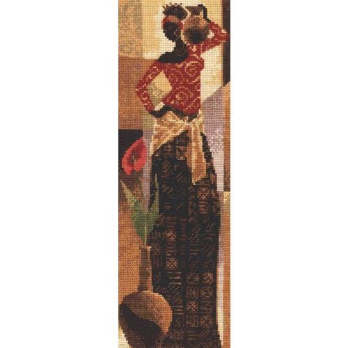 """Набор для вышивания крестом Палитра """"Грация"""""""