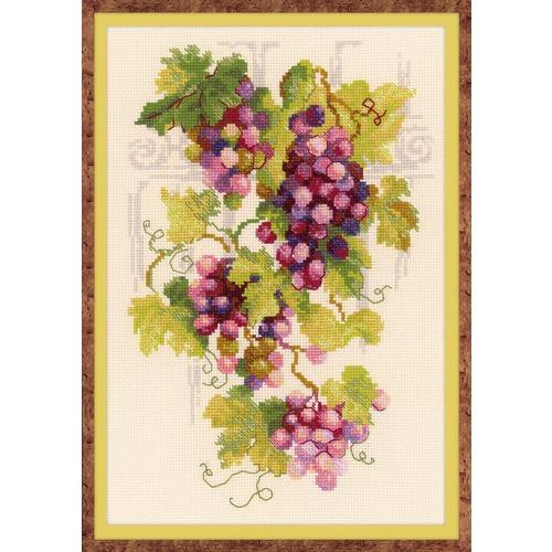 """Набор для вышивания крестом Риолис """"Виноградная лоза"""""""