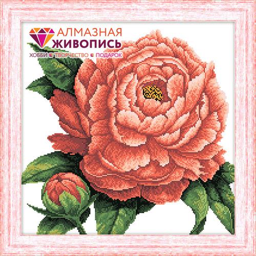 """Набор для выкладывания мозаики Алмазная живопись """"Алмазные цветы"""""""