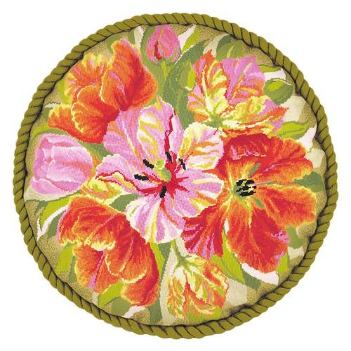 """Набор для вышивания крестом Риолис Подушка """"Тюльпаны"""""""