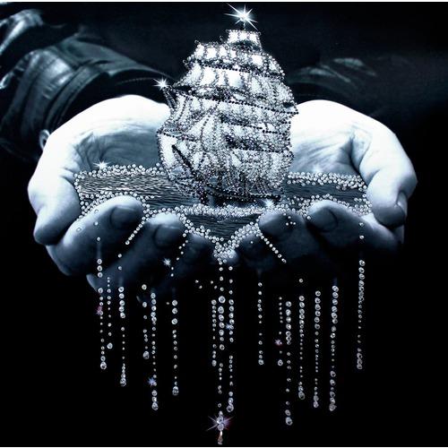 """Набор для вышивания хрустальными бусинами Образа в каменьях """"Паруса надежды"""""""
