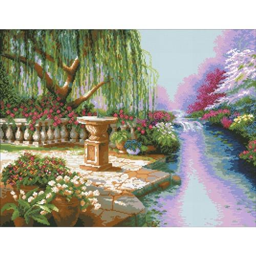 """Набор для выкладывания мозаики Паутинка """"Ивовый сад"""""""