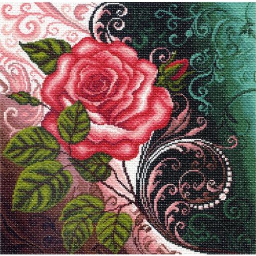 """Канва/ткань с нанесенным рисунком Матрёнин посад """"Ирландское кружево"""""""