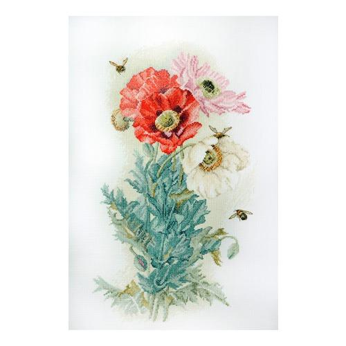 """Набор для вышивания крестом Марья искусница """"Цветок ангелов"""""""