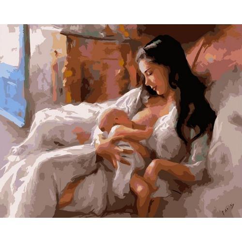 """Набор для раскрашивания Белоснежка """"Материнство"""""""
