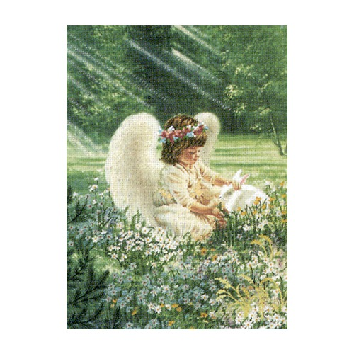 """Набор для вышивания крестом Candamar Designs """"Ангел"""""""