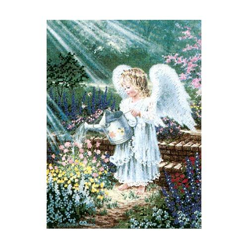 """Набор для вышивания крестом Candamar Designs """"Ангельская помощь"""""""