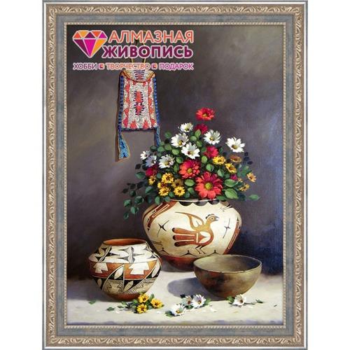 """Набор для выкладывания мозаики Алмазная живопись """"Греческий натюрморт"""""""
