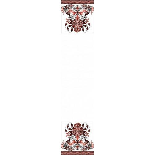 """Канва/ткань с нанесенным рисунком Конёк """"Рушник свадебный 4"""""""