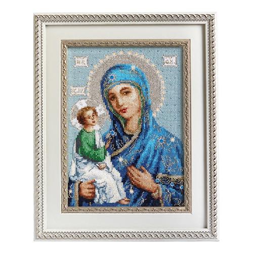 """Набор для вышивания крестом Luca-S """"Икона Иерусалимской Божией Матери"""""""