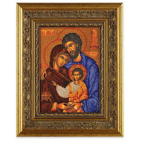 """Набор для вышивания бисером Радуга бисера (Кроше) """"Святое семейство"""""""
