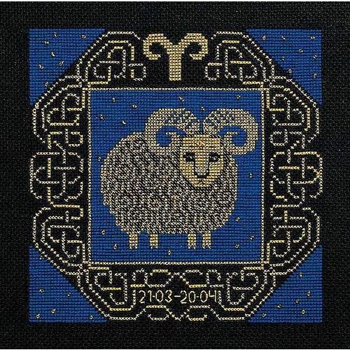 """Набор для вышивания крестом Риолис """"Овен"""""""