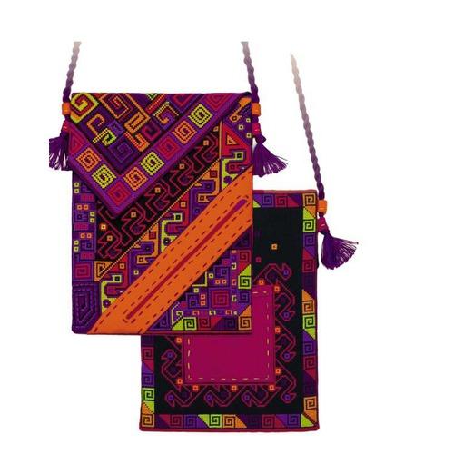 """Набор для вышивания крестом Риолис """"Сумка.Ацтеки"""""""