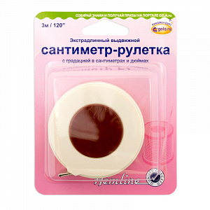 Аксессуары Hemline Сантиметр - рулетка экстра длинный