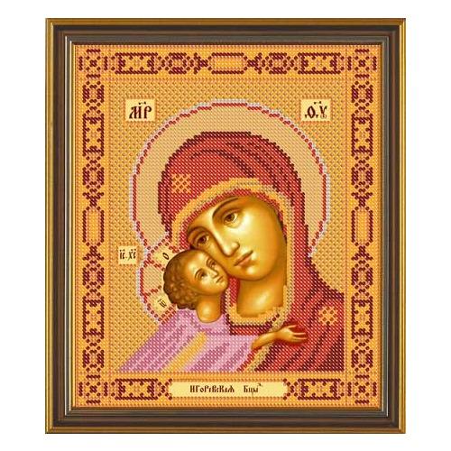 """Набор для вышивания бисером Nova sloboda """"Богородица Игоревская"""""""