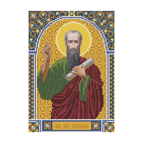 """Набор для вышивания бисером Nova sloboda """"Св. Ап. Павел"""""""