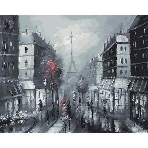 """Набор для раскрашивания Белоснежка """"Париж"""""""