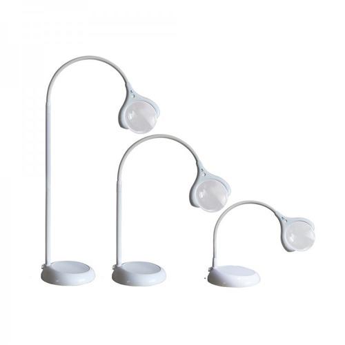 Аксессуары Daylight Лампа с лупой напольно-настольная