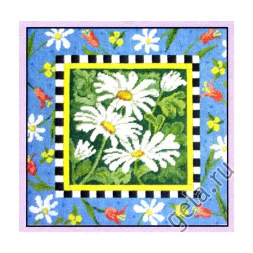 """Набор для вышивания крестом Candamar Designs """"Маргаритки"""""""