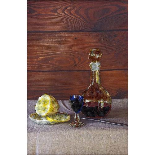 """Набор для вышивания бисером Авек Плэзир """"Натюрморт с лимоном"""""""