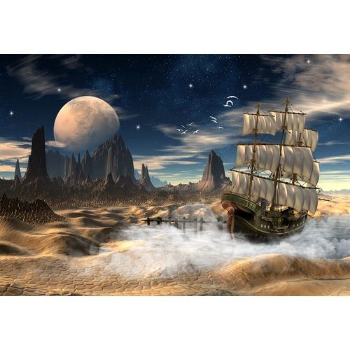 """Набор для вышивания бисером Матрёнин посад """"Обратная сторона Луны"""""""
