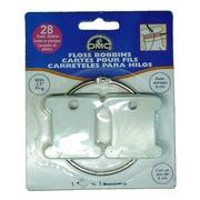 Аксессуары DMC Пластиковые бобинки для мулине с металлическим кольцом