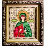 """Набор для вышивания бисером Чаривна Мить """"Икона Святой мученицы Антонины"""""""