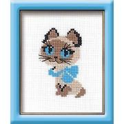 """Набор для вышивания крестом Риолис """"Котёнок"""""""