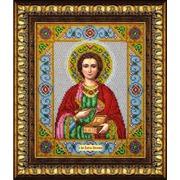 """Набор для вышивания бисером Паутинка """"Святой Целитель Пантелеймон"""""""