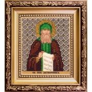 """Набор для вышивания бисером Чаривна Мить """"Икона преподобного Иоанна затворника Святогорского"""""""
