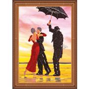 """Набор для вышивания бисером Абрис Арт """"Под дождем"""""""