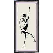 """Набор для вышивания крестом Овен """"Танцовщица 1"""""""