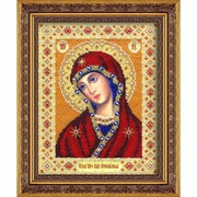 """Набор для вышивания бисером Паутинка """"Пресвятая Богородица Огневидная"""""""