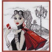 """Набор для вышивания крестом Марья искусница """"Москва"""" по рисунку О. Куреевой"""