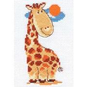 """Набор для вышивания крестом Алиса """"Жирафик"""""""