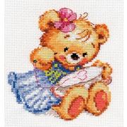 """Набор для вышивания крестом Алиса """"Люблю вышивать!"""""""