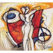 """Набор для вышивания крестом Алиса """"Разжигающий страсть"""""""