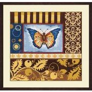 """Набор для вышивания крестом Алиса """"Моменты творчества. Вдохновение"""""""