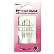 Аксессуары Hemline Иглы вышивальные гобеленовые №22
