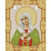 """Канва/ткань с нанесенным рисунком Конёк """"Богородица Умиление"""""""
