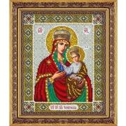 """Набор для вышивания бисером Паутинка """"Пресвятая Богородица Черниговская"""""""