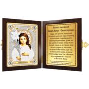 """Набор для вышивания бисером Nova sloboda """"Богородица Трилетствующая"""""""