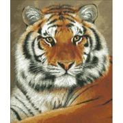 """Набор для выкладывания мозаики Паутинка """"Тигр"""""""
