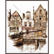 """Набор для вышивания крестом Палитра """"Старый Амстердам"""""""
