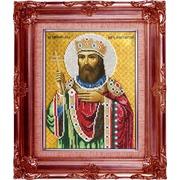 """Набор для вышивания бисером Вышиваем бисером """"Святой Константин"""""""