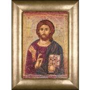 """Набор для вышивания крестом Thea Gouverneur """"Спас Вседержитель (Христос Вседержитель)"""""""