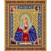 """Набор для вышивания бисером Паутинка """"Пресвятая Богородица Умиление"""""""