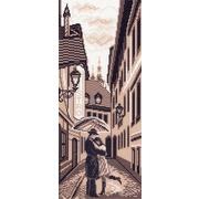 """Канва/ткань с нанесенным рисунком Матрёнин посад """"Городской роман"""""""